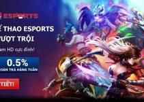 eSport là gì? Hướng dẫn cá cược thể thao điện tử e-sport tại 12bet