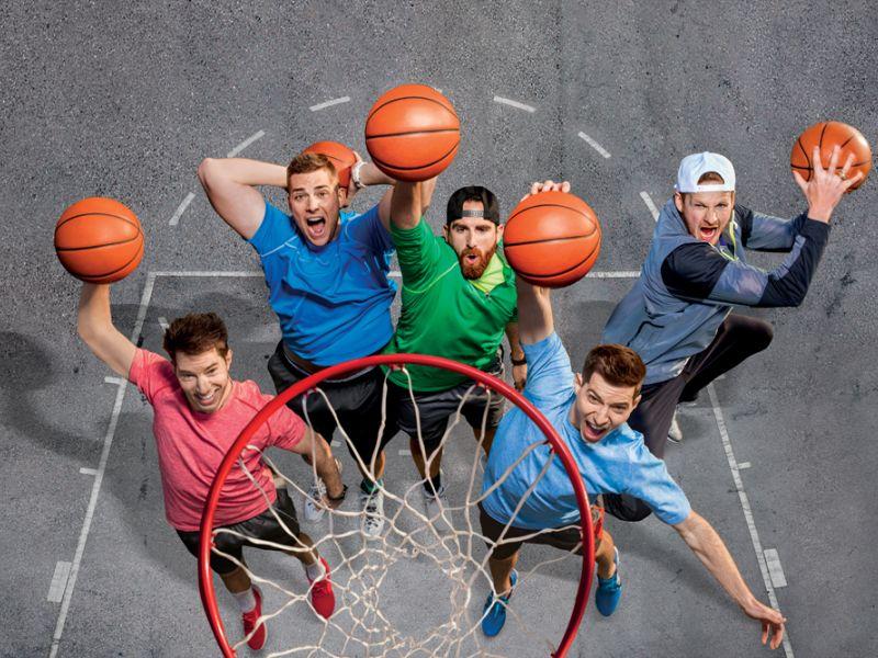 Bóng rổ là một môn thể thao được ưa chuộng trên toàn thế giới
