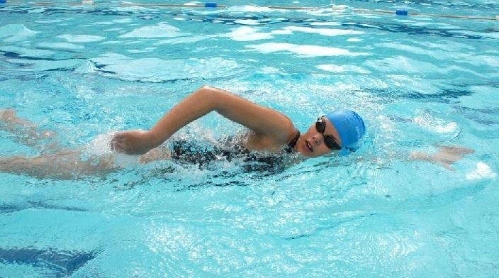 bơi tự do